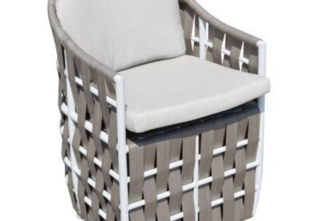 Strips Dining Armchair